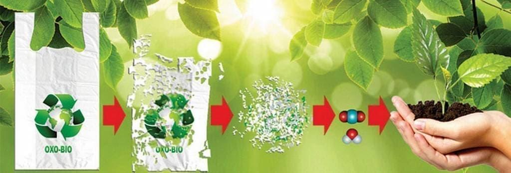 Биотразлагаемые пакеты для мусора в Архангельске